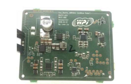 图示2-大联大世平推出基于TI产品的先进驾驶辅助系统之77G毫米波雷达解决方案的照片