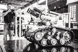 """国产机器人打硬仗 人才瓶颈制约""""机器人红利"""""""