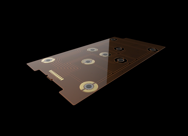 移动设备的福星:Peratech压力敏感传感器