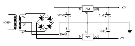 小科普:负电压电源设计的种类有哪些