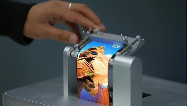柔性OLED面板将成为市场新宠儿