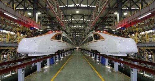 万可让中国铁路实现高速发展