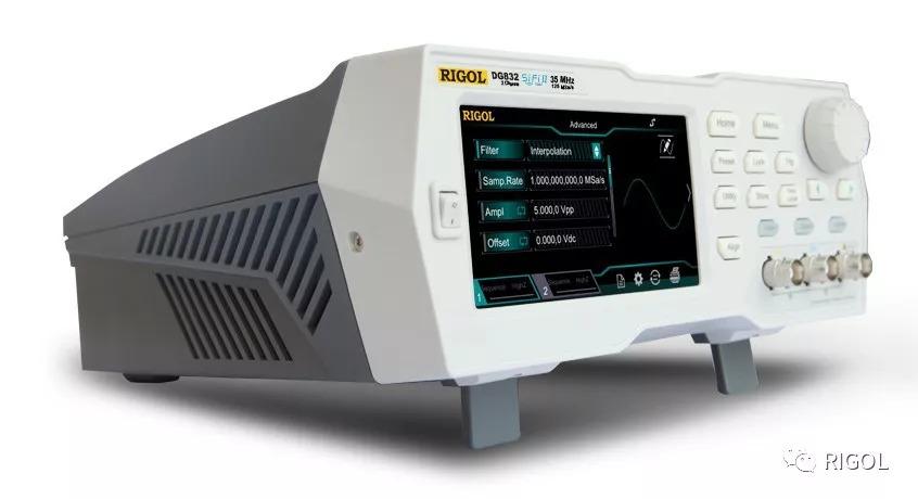 独创的SiFi II技术,RIGOL的高性能经济型任意波形发生器