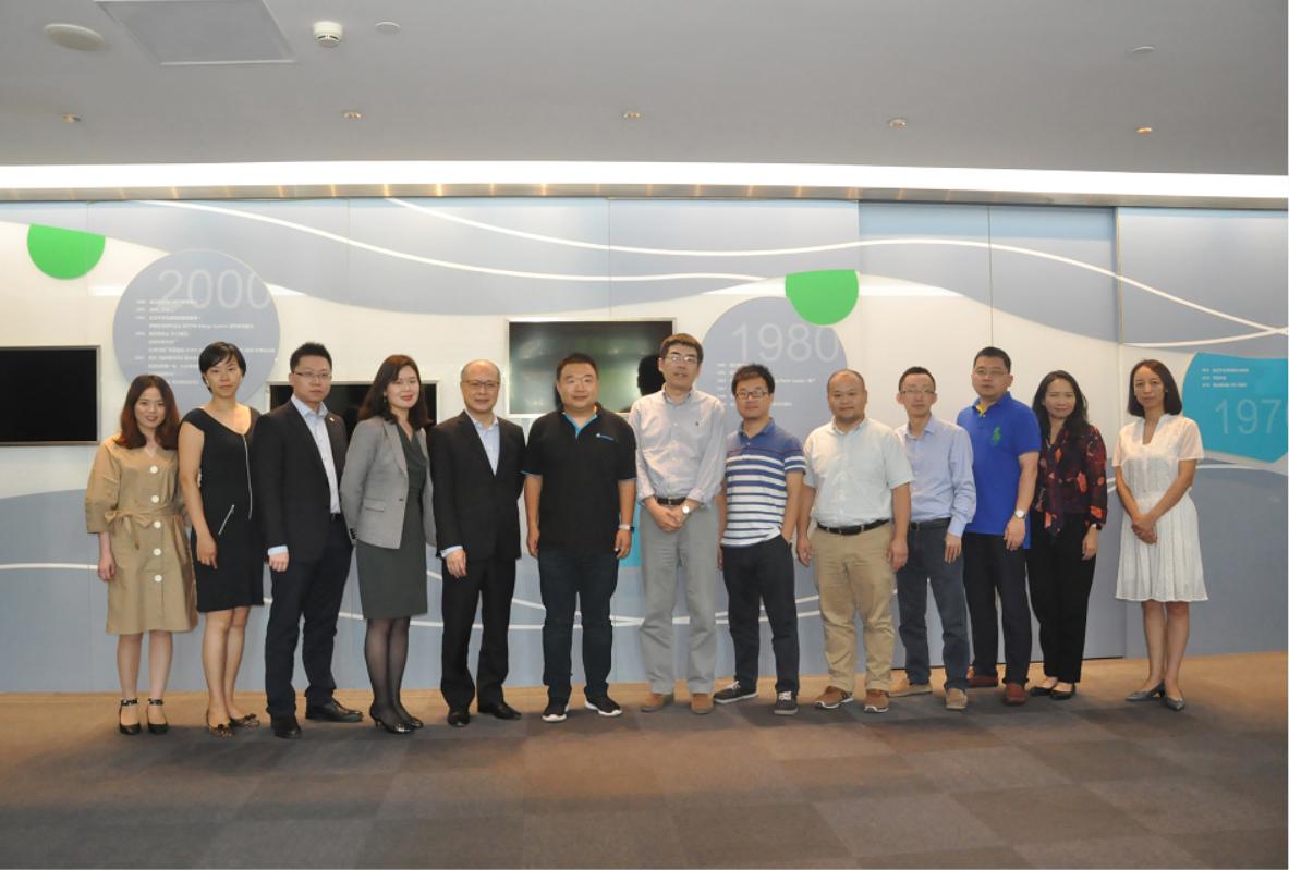 LEED数据中心顾问(中国)委员会第一次会议于台达举行