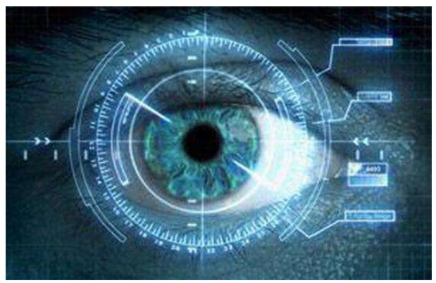 用眼神搞定一切,虹膜生物识别芯片将实现量产