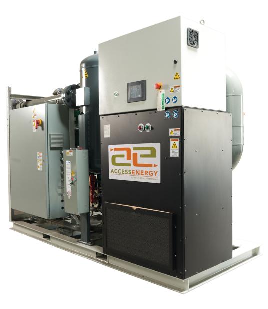 零排放、无中断、 低维护,Access Energy发布Thermapower™系统