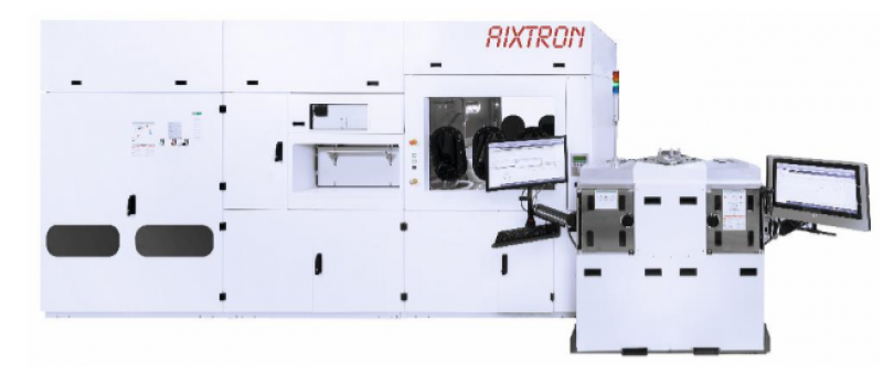 强大的AIX G5+C金属有机化学气相沉积 (MOCVD) 反应器