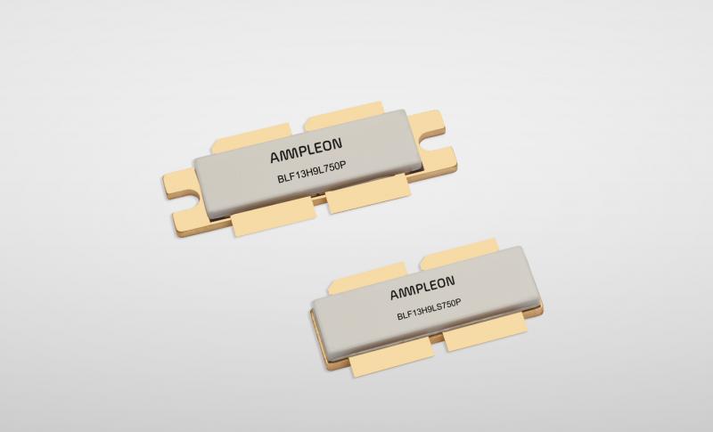 Ampleon推出62%效率的Gen9HV LDMOS晶体管