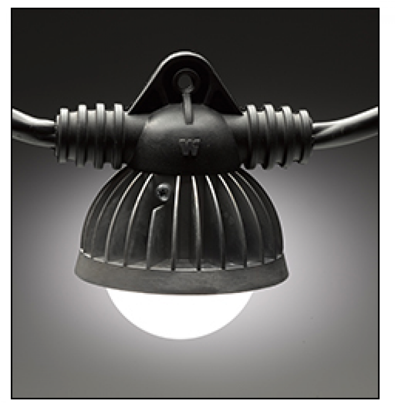 Woodhead LED串灯为电气和工业客户提供一体化解决方案