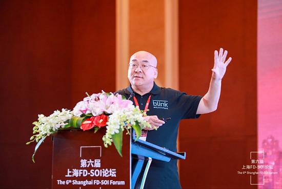 Blink副总裁:FD-SOI技术如何拯救了Blink