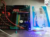 打造单片机控光码电子锁