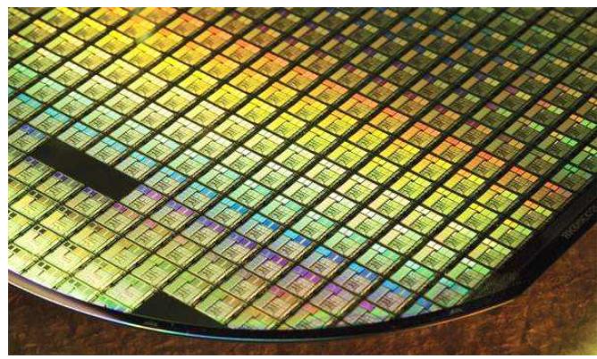 持续扩产12英寸硅晶圆,环球晶圆投资扩建