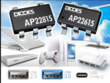 Diodes 公司推出单通道 USB 端口专用高侧电源切换器