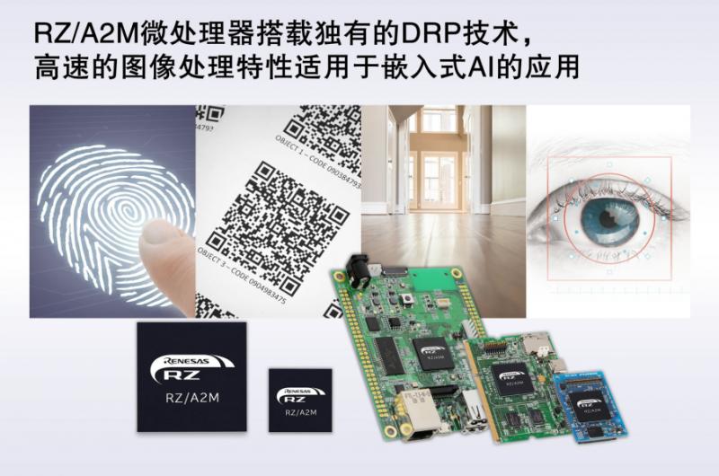 瑞萨独家的DRP技术以低功耗实现了出色的实时图像处理