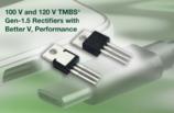 降低功率损耗并提高效率,Vishay全新100V和120V TMBS?整流器