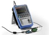 罗德与施瓦茨发布新型手持式微波频谱分析仪支持31GHz