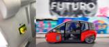 迪拜 GITEX:安装了 miniMICA 的 Rinspeed 汽车