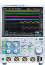 獨特設計更強功能,橫河發布混合信號示波器DLM3000
