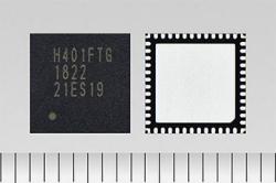 东芝推出一款集成式双H桥有刷直流电机驱动器IC
