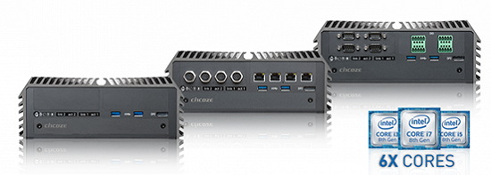 支持第8代Intel®Core™,德承推出DS-1200 强固型嵌入式计算机