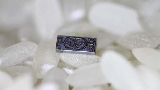 比米粒還小的光學陀螺儀即將誕生
