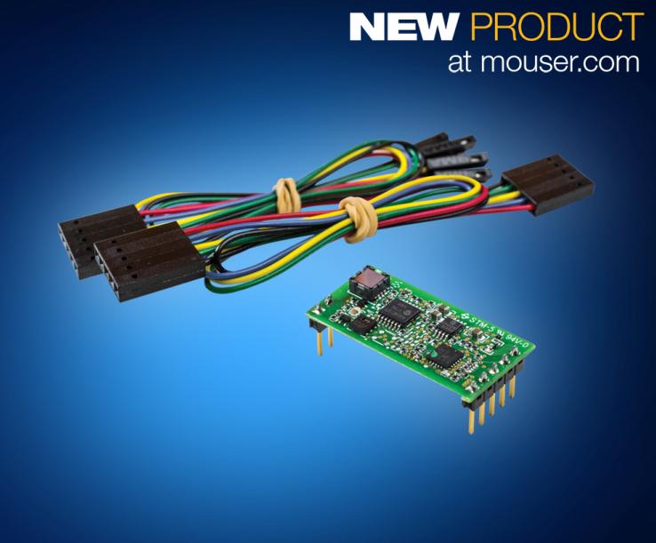 AmbiMate传感器模块MS4开发套件贸泽开售