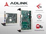 凌華科技加固級CompactPCI處理器刀片產品組