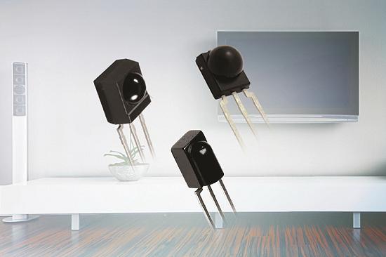 Vishay 推出新一代系列微型红外 (IR) 接收器模块