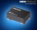 TI —TPS7A10超低压差稳压器在贸泽开售