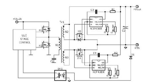大联大友尚集团推出安森美半导体电流型LLC-150W电源解决方案