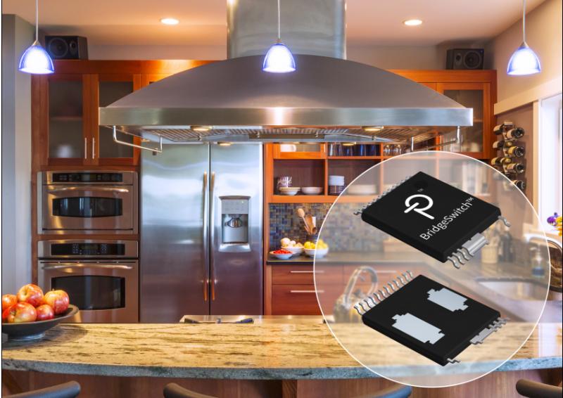 Power Integrations发布效率达98.5%的高压BLDC电机驱动器