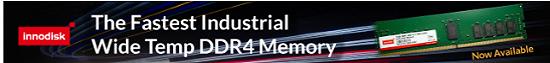 布局边缘计算,宜鼎2666 DDR4宽温强固型内存发布