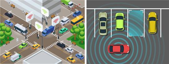 毫米波传感器让智能交通系统更智慧