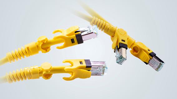 全新注模电缆组件满足客户量身定制标准1/10GBit/s传输需求