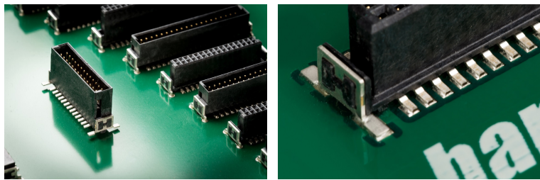 浩亭推出紧凑型har-flex® 1.27毫米间距连接器