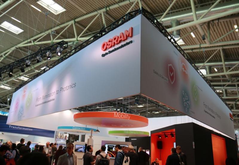 从欧司朗慕尼黑电子展看百年企业的变革之路
