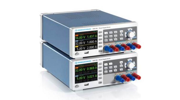 罗德与施瓦茨新发布的系列为教育应用提供电源产品