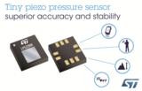 提高产量和效率—ST  LPS22HH MEMS压电绝对压力传感器