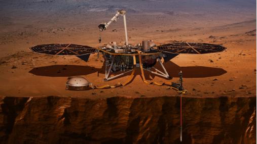 风河VxWorks助力NASA洞察号探测器完成火星之旅