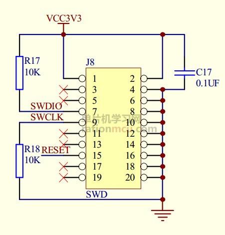 用LPC1114做产品-如何设计程序下载接口flashmagicISP