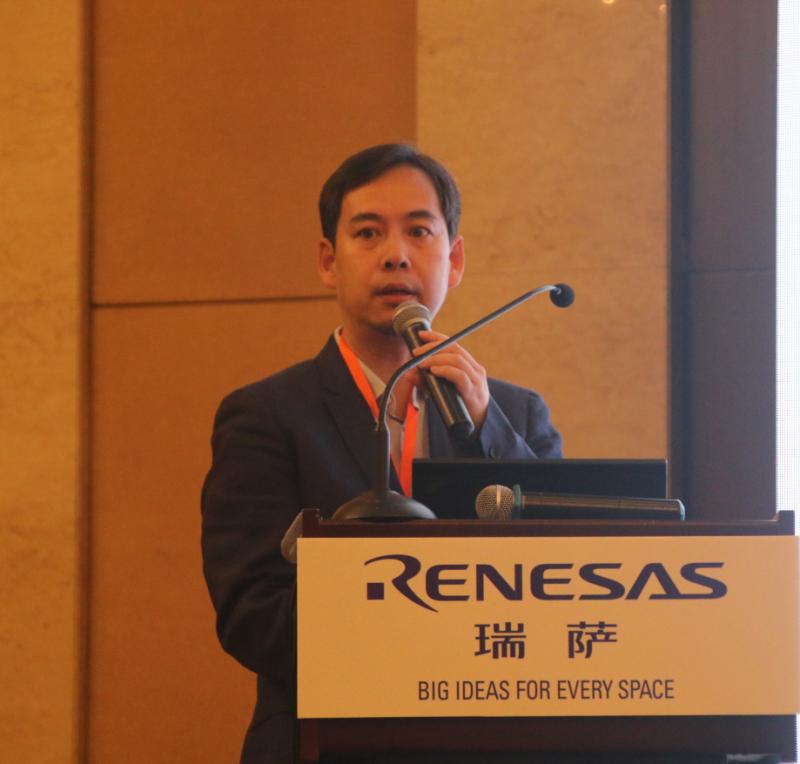 瑞萨电子的中国本土化战略