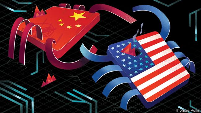中美博弈战将如何变革半导体产业链格局