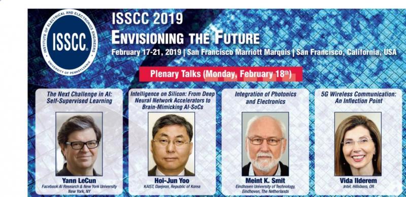 AI: ISSCC 2019 中的大明星