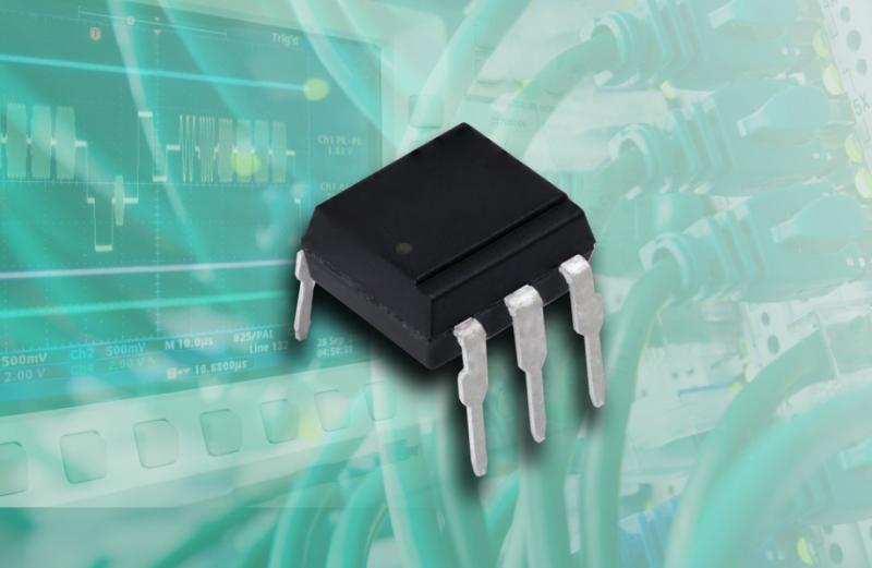 Vishay推出全新系列1 MBd高速光耦---VOH1016A系列