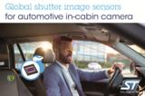 ST影像传感器提高汽车安全系统的驾驶员监测功能