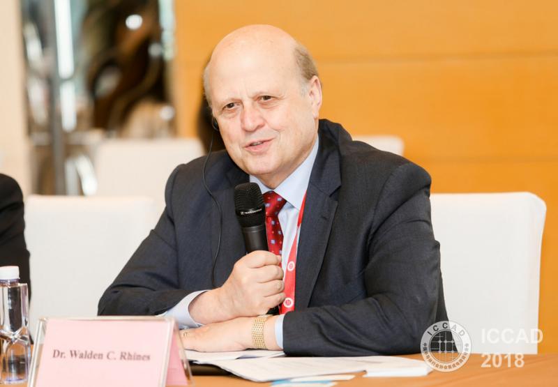 Mentor CEO:在西门子的协助下,Mentor可以更多支持中国2025