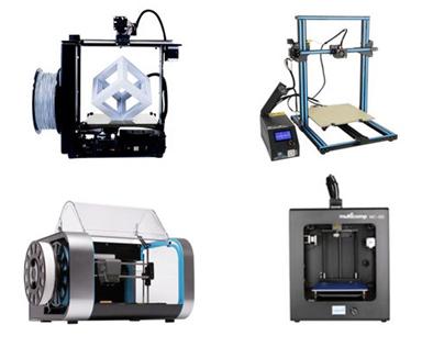 e络盟推出全系列 3D 打印产品