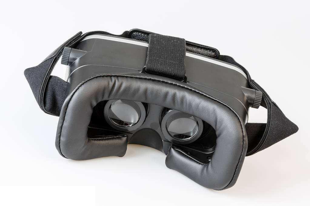 VR眼鏡原理大揭秘