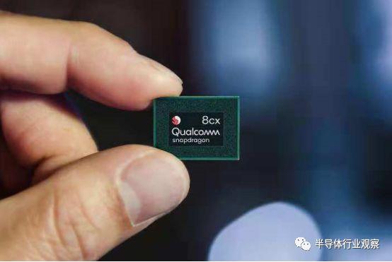 高通推出骁龙8cx的运算平台,向Intel所把持的PC市场发起冲击