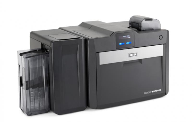 HID Global推出高速再转印证卡打印机—HID FARGO HDP6600